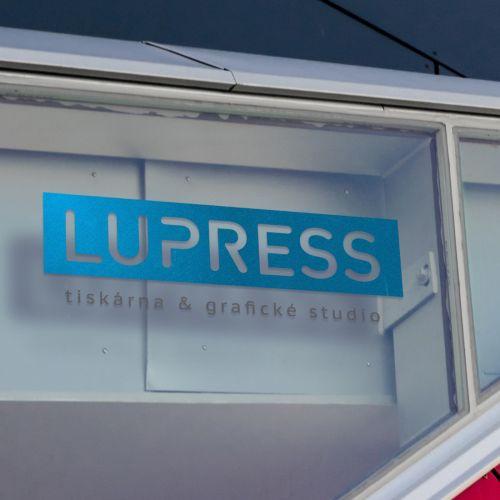 LUPRESS logo