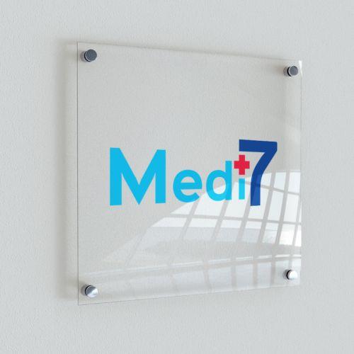 MEDI7 logo