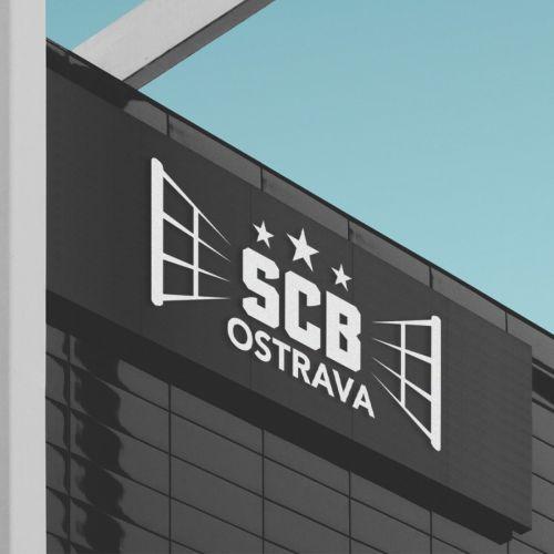 SCB Ostrava logo