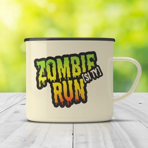 ZOMBIE run logo