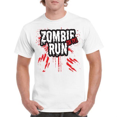 Originální merch trička pro Zombie [SiTy] Run