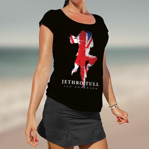 Nový motiv na trička pro Jethro Tull