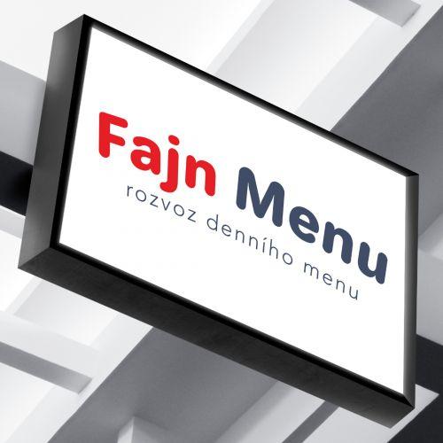 FAJN Menu logo
