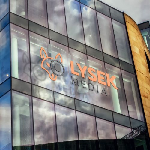 LYSEK MEDIA logo