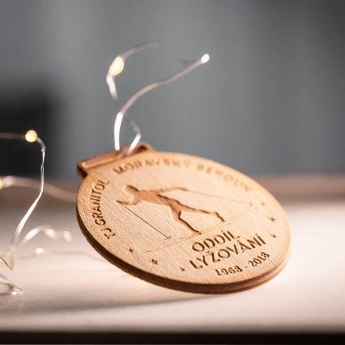 TJ Granitol výroční medaile