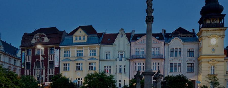 Místo realizace činnosti Reklamní agentury v Ostravě