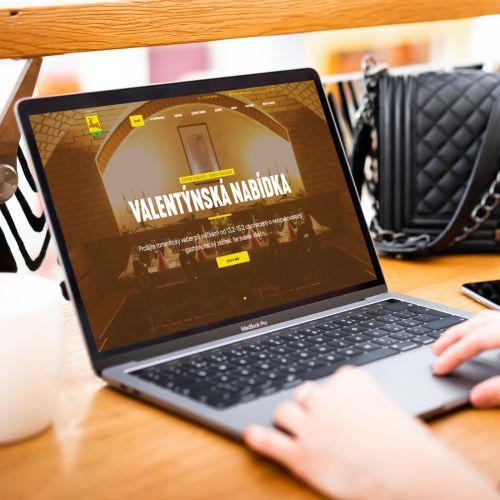 Ostravská restaurace Zaječský vinný sklep má nové webové stránky s administrací